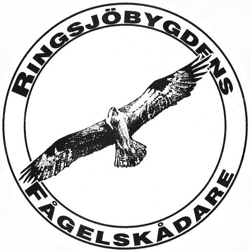 Ringsjöbygdens fågelskådare Logo
